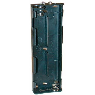 C Battery Holder - 6 Cells, 9V Snap