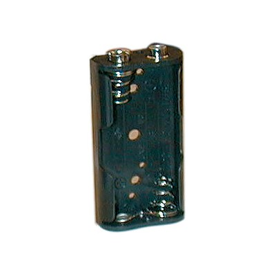 AA Battery Holder - 2 Cells, 9V Snap