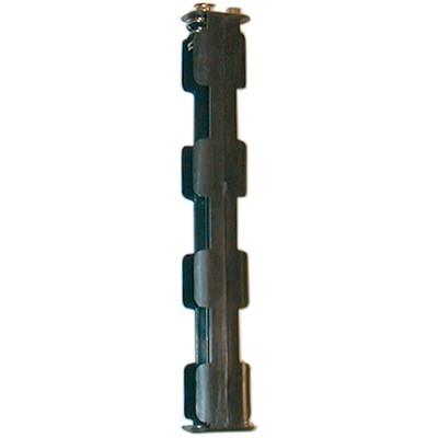 AA Battery Holder - 6 Cells, 9V Snap