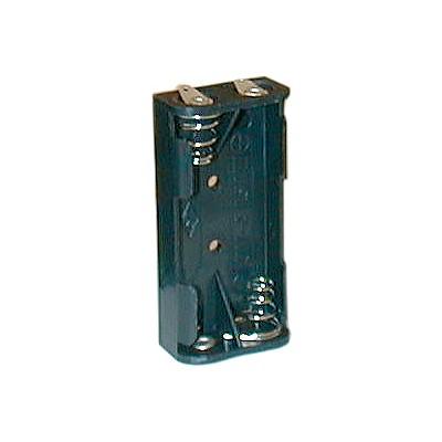 AAA Battery Holder - 2 Cells, Solder Terminals