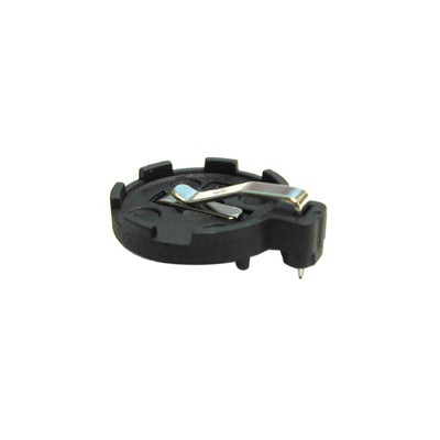Coin Battery Cell Holder, 20mm PCB Mount