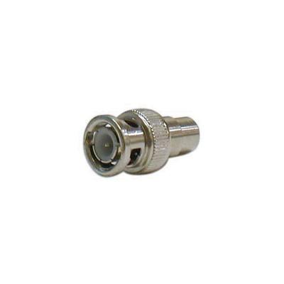 BNC Plug to RCA Jack, Pkg/10