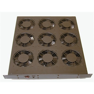 Rack Mount Fan Tray - 900 CFM 115V