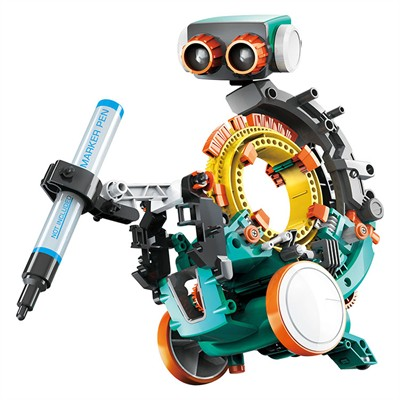 Mechanical Coding Robot