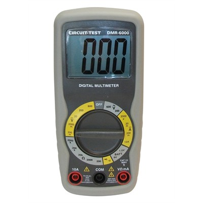 DMM - Basic, Compact, Manual ranging