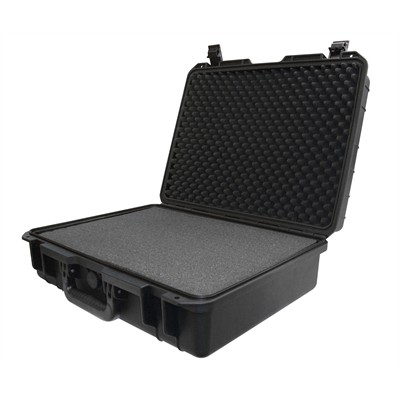 "IBEX Protective Case 1600 with foam, 20.3 x 16.3 x 6.5"", Black"