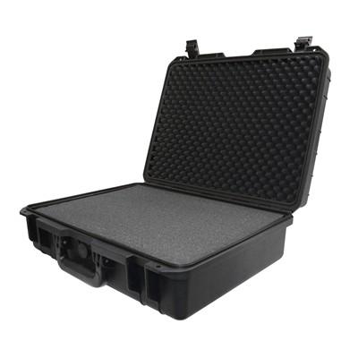 "IBEX Protective Case 2300 with foam, 20.3 x 16.3 x 9.3"", Black"