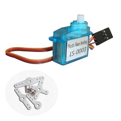 Small Servo Motor Plastic Gears
