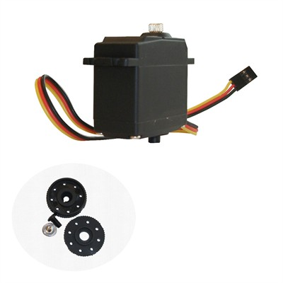 Digital servo motor metal gears 360 degrees Servo motor 360 degrees arduino