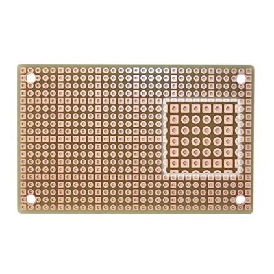 BUSBOARD® Padboard, Pad per hole, Size1 (50x80mm)