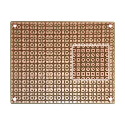 BUSBOARD® Padboard, Pad per hole, Size 2 (100x80mm)