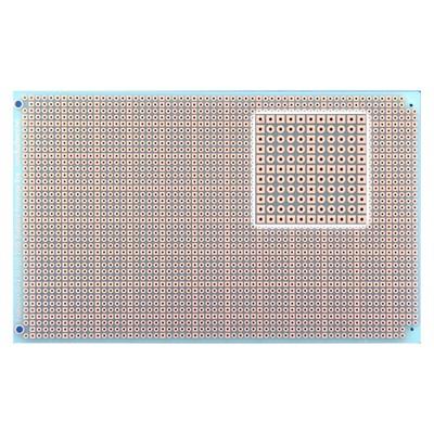 BUSBOARD® Padboard, Pad per hole, Size 3 (100x160mm)