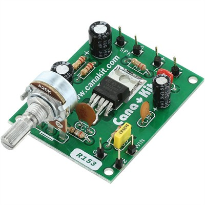 7W Audio Amplifier Kit