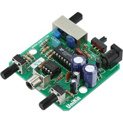 Sine Square Signal Generator