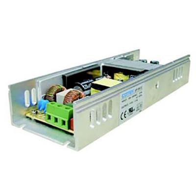 AC/DC Power Supply - 132W, 12VDC, 11A, U-Bracket