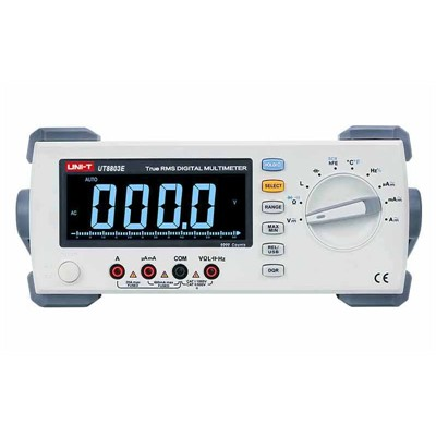 Benchtop Digital Multimeter, Auto Ranging, True RMS