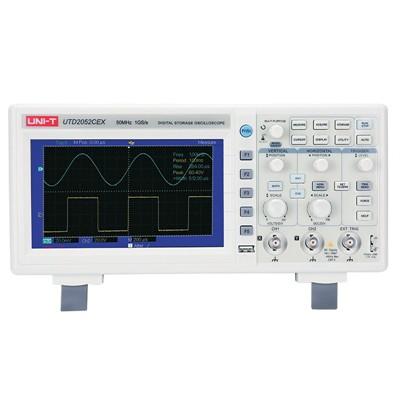 50MHz Digital Storage Oscilloscope - 1GS/s