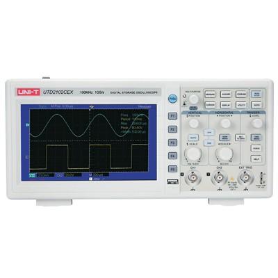 100MHz Digital Storage Oscilloscope - 1GS/s
